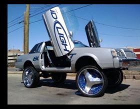 Chevrolet Impala Lift Kit Suspension | LiftaBrand Donk Kits