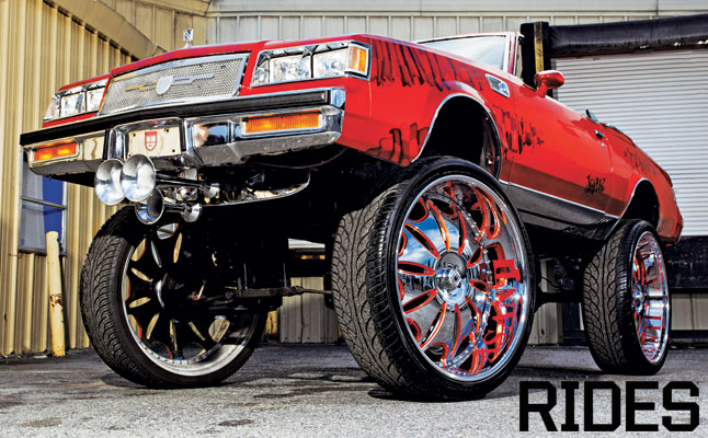 Buick Regal Lift Kit